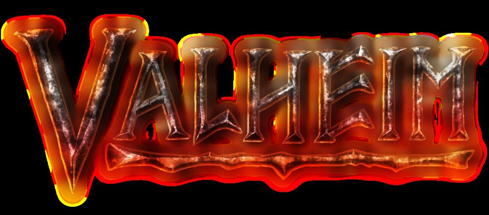 Valheim Main logo